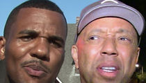 The Game -- Russell Simmons Doesn't Speak for Me! Meek Mill Beef Still On (VIDEO)