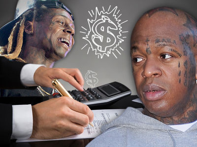 Lil Wayne -- Bust Out The Receipts, Birdman ... It's Accounting Time!