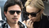 Lindsay Lohan -- Egor Fires Back ... I Brought Home the Bacon, Not Her!