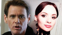 Jim Carrey -- Fires Back at Ex-GF's Husband ... Real Disease Here Is Greed