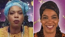 Miss Cleo -- For Psychic Friends Only ... No Makeup, Mon!