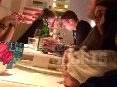 Tom Brady & Gisele -- Jet to Italy Because ... Best Suspension Ever!! (PHOTO GALLERY)