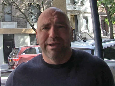 Dana White -- Not Writing Off CM Punk Yet ... We Talked On Phone (VIDEO)