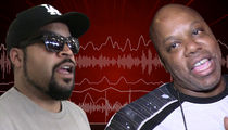Ice Cube -- Forget Clinton & Trump ... We Need Obama Back (AUDIO)