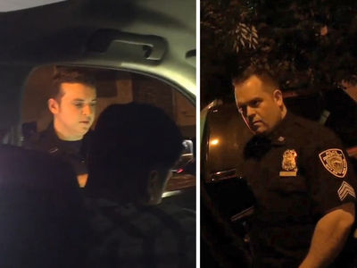 French Montana -- Taunts NYPD During Stop ... 'Black Lives Matter!' (VIDEO)