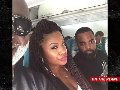 Kandi Burruss -- Booted Off Flight ... Airline Admits Screwup