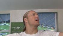 NFL's Clay Matthews -- Channels Inner 'Braveheart' ... Reenacts Famous Movie Lines (VIDEOS)