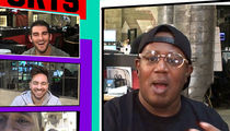 Master P -- I Didn't Dupe Ricky Williams ... He WANTED That Contract (VIDEO)