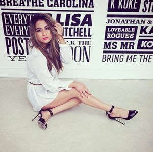 Ally Brooke's Instagram Shots