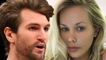 Playmate of the Year -- Dumps NBA Fiance ... Blames Social Media