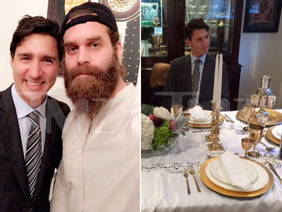 Justin Trudeau -- Canadian Rosh Hashanah Was So Epic!! (PHOTO GALLERY)