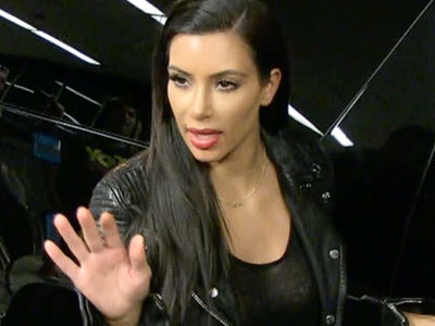 Kim Kardashian -- My Wealth Won't Be in Your Face Anymore