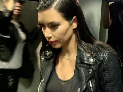 Kim Kardashian -- Concierge Key Witness in Robbery