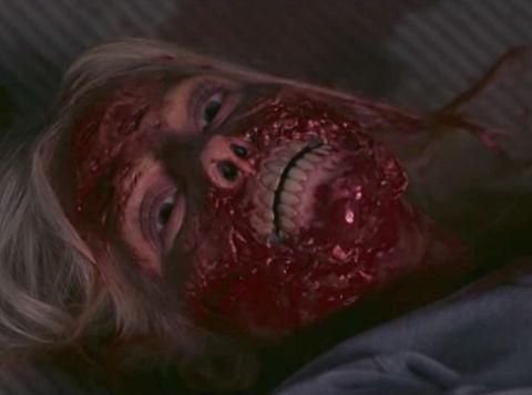 "Scream queen Jordan Ladd is best known for playing the blonde bombshell Karen in Eli Roth's 2002 horror film ""Cabin Fever."""