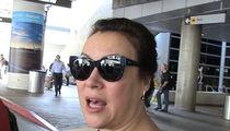 Jennifer Tilly -- Back from Paris ... Feeling Lucky, Bad for Kim Kardashian (VIDEO)