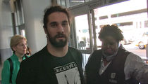 Seth Rollins -- 'I Love Kim Kardashian' ... I'd Guard Her Body (VIDEO)