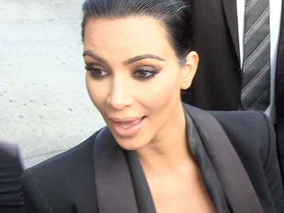 Kim Kardashian Robbery -- Diamond Cross Found ... Small Change Next to Ring