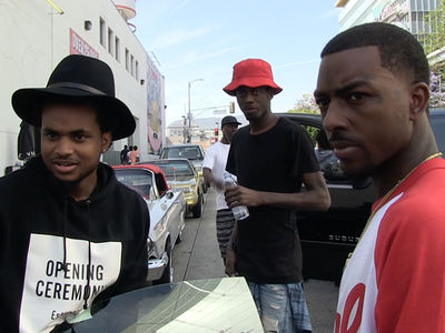 Travis Porter Sued -- Ayy Guys, You Owe Me For That Hit