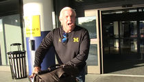 Ric Flair -- Halle Berry Damage Control ... 'She's a Nice Person' (VIDEO)