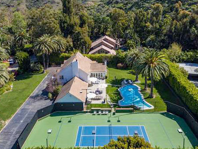 Patrick Dempsey -- Starting Fresh in New $6.4 Million Crib (PHOTO GALLERY)