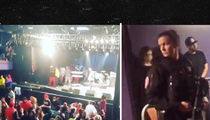 The Game -- Gunfire Derails Concert (VIDEO)