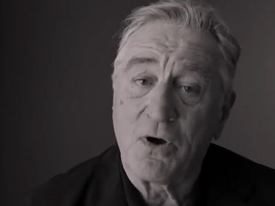 Robert De Niro -- Trump's a Punk, a Pig, A Bozo (VIDEO)