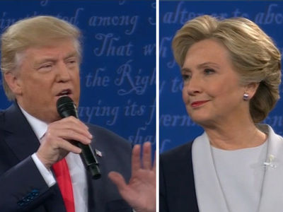 Donald Trump to Hillary Clinton -- 'You'd be in Jail' if I was President (VIDEO)