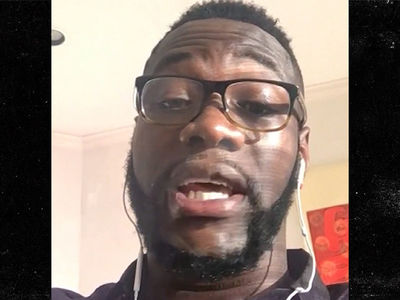 Deontay Wilder -- I Don't Want Tyson Fury to Die ... Coke Problem's No Joke (VIDEO)