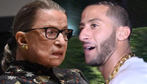 Supreme Court Justice Ginsburg -- Kaepernick Protest is 'Dumb & Disrespectful'