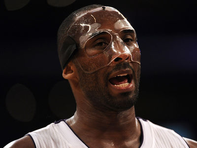 Kobe Bryant -- Mamba Mask Hits Auction Block ... Expected To Rake In Over $50k!! (PHOTO)