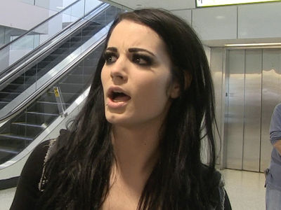 WWE Star Paige -- Suspended 60 Days ... Second Wellness Policy Violation