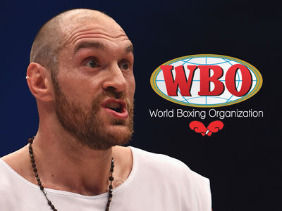 WBO To Tyson Fury -- Why Shouldn't We Take Your Belt? ... Ya Got 10 Days To Explain