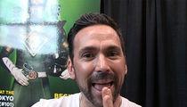 Green Power Ranger -- I Still Wanna Kick CM Punk's Ass ... Let's Make It Happen (VIDEO)