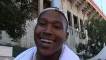 Reggie Bush's Brother -- We Never Liked Kim K (VIDEO)