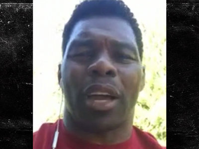 Herschel Walker -- I Still Stand With Trump ... 'Everybody Does Stupid Things' (VIDEO)