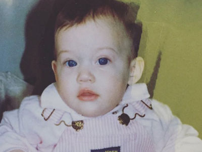Guess Who This Adorable Tot Turned Into!