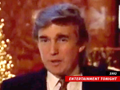 Donald Trump -- 'I'll Be Dating Her in 10 Years' ... Quips About Little Girl On '92 Tape (VIDEO)