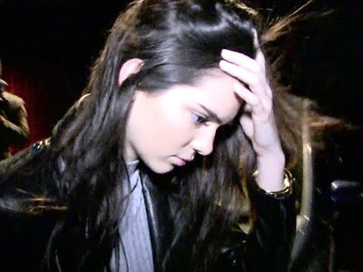 Kendall Jenner -- Describes Stalking Incident ... 'I've Never Been So Scared In My Life'