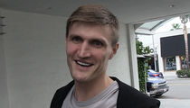 Andrei Kirilenko -- Made $100 MILLION In NBA ... Here's How to Spend It (VIDEO)