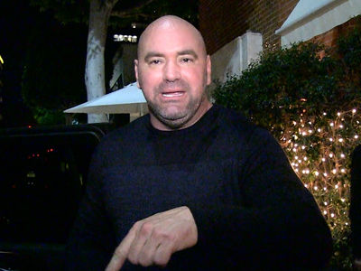 Dana White -- McGregor Fine Is Insane (VIDEO)