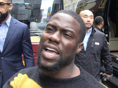 Kevin Hart -- I Took a Buffalo Wing to the Face At a Male Strip Club! (VIDEO)