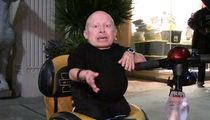 Verne Troyer -- Defends Antonio Brown ... NFL Fines Are 'B.S.' (VIDEO)