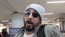 A.J. McLean -- When it Comes to Clinton/Trump ... I Don't Want it This or That Way (VIDEO)