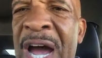 Cowboys Legend Drew Pearson -- Sorry Romo, I Changed My Mind ... 'Prescott Can Lead Us To Super Bowl' (VIDEO)