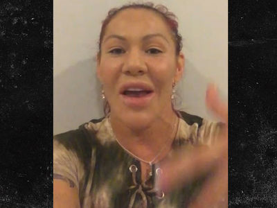Cris Cyborg -- 'Ronda Rousey Has No Balls' ... (Metaphorically, Of Course) (VIDEO)