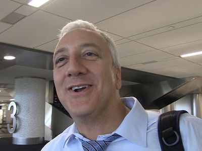 Astronaut Mike Massimino -- NASA Prepared Me Well, But Never Have I Ever ... (VIDEO)
