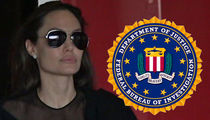 Angelina Jolie and Kids -- Interviewed by the FBI
