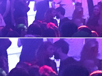 Tobey Maguire -- Clubbing with Sofia Richie Pre-Separation Announcement, BUT ... (PHOTO GALLERY)