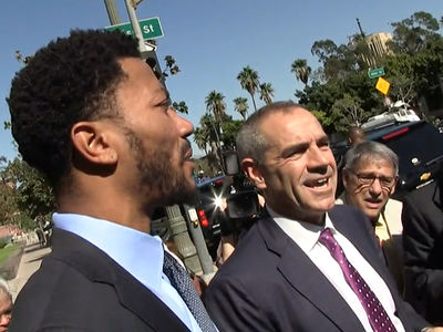 Derrick Rose's Lawyer -- 'Media Was Biased Against the Black Men' ... Props to the Jury (VIDEO)