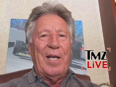 Mario Andretti -- I Dined with Obama ... But I'm Voting for Trump! (VIDEO)